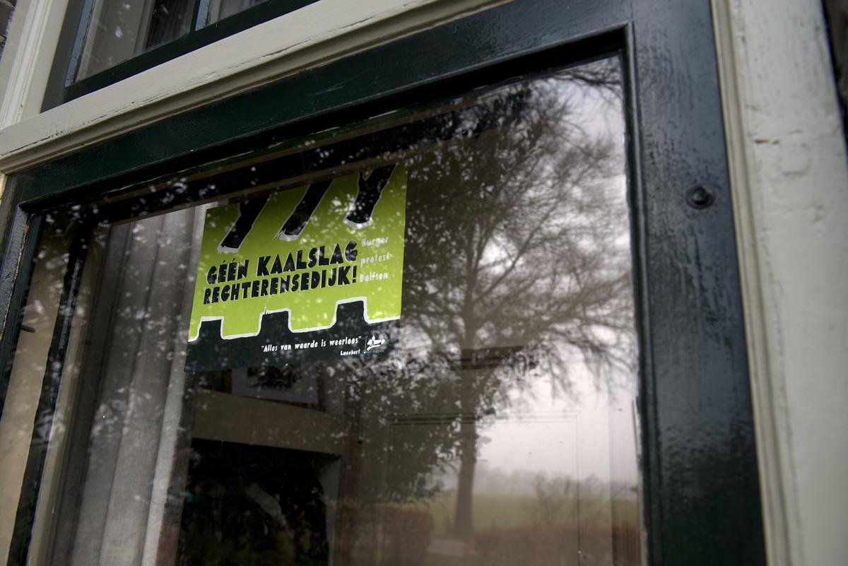 """""""Zonder die zware reuzen is het maar kaal en strak"""" Zwolle"""