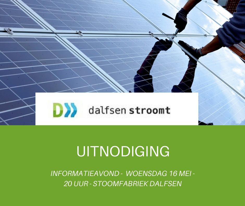 Komt jouw stroom straks uit de Rechterense bossen van Dalfsen? Zwolle