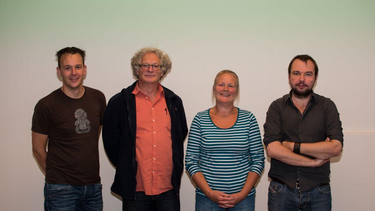 Groen Gebogen. Een bloeiende vereniging met gepassioneerde vrijwilligers! Lees hier wat we doen en wié het doen... Zwolle
