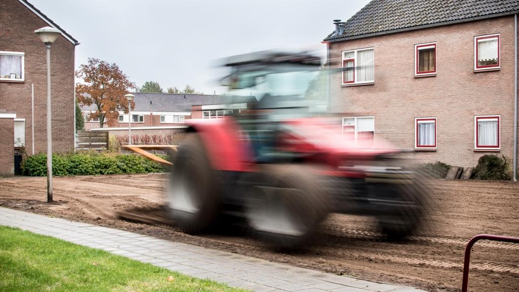 Een boomgaard voor de buurt: Pastoriestraat / Koestraat Zwolle