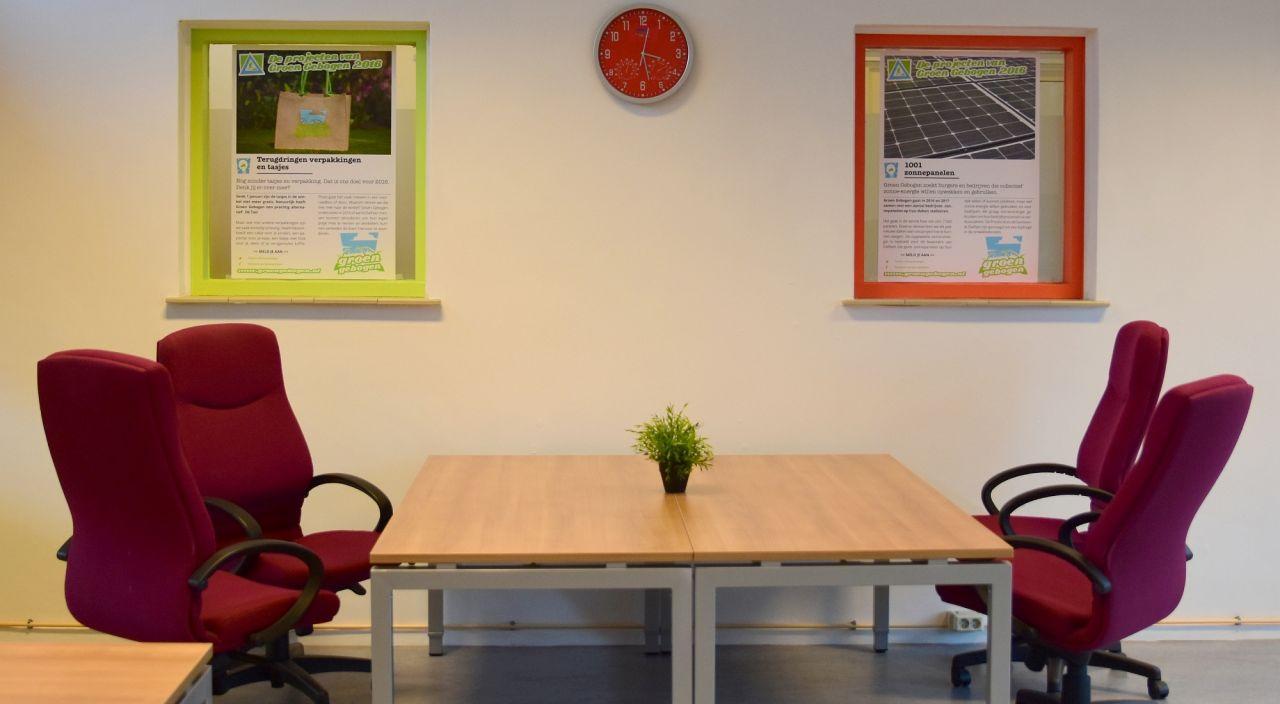 Het Gruthuuske officieel de nieuwe thuisbasis van Groen Gebogen! Zwolle