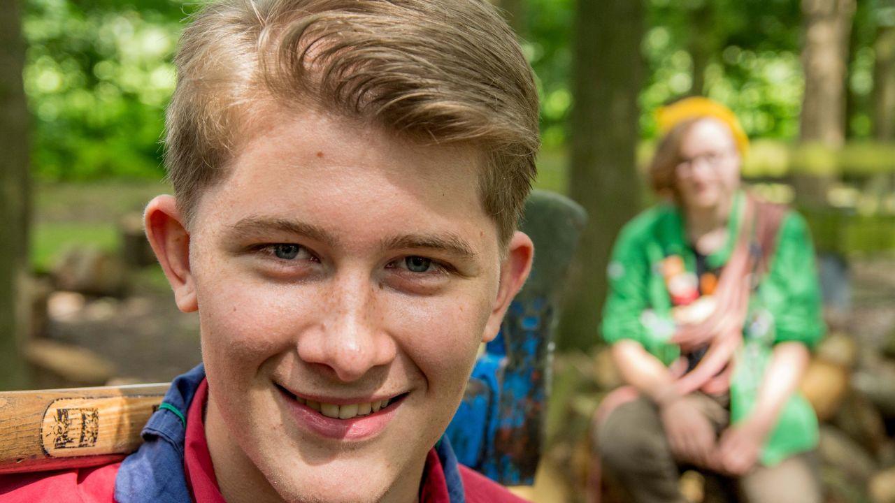 """""""Scouting?.... Écht serieus goed voor je opvoeding!!!"""" Zwolle"""